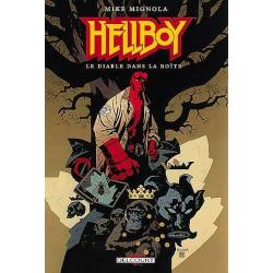 Hellboy (Delcourt) - Tome 5 - Le Diable dans la boîte