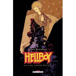 Hellboy (Delcourt) - Tome 6 - Le Ver conquérant