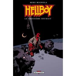 Hellboy (Delcourt) - Tome 7 - Le troisième souhait