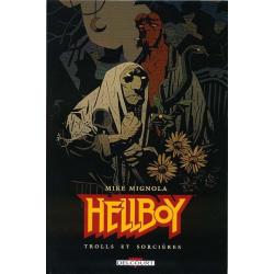 Hellboy (Delcourt) - Tome 8 - Trolls et sorcières