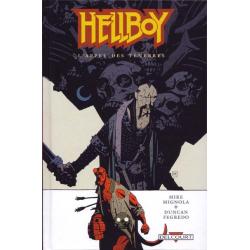 Hellboy (Delcourt) - Tome 9 - L'appel des ténèbres