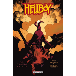 Hellboy (Delcourt) - Tome 10 - La Grande battue