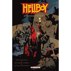 Hellboy (Delcourt) - Tome 11 - L'Homme tordu