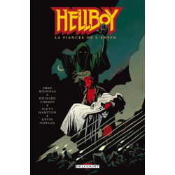 Hellboy (Delcourt) - Tome 12 - La Fiancée de l'enfer