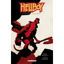 Hellboy (Delcourt) - Tome 13 - L'ultime tempête