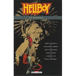 Hellboy (Delcourt) - Tome 15 - Hellboy au Mexique