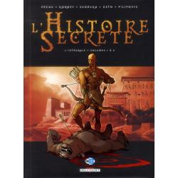Histoire secrète (L') - L'Intégrale - Volumes 1 à 4