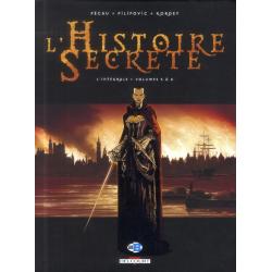 Histoire secrète (L') - L'Intégrale - Volumes 5 à 8