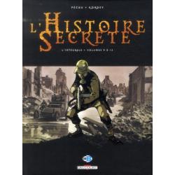 Histoire secrète (L') - L'Intégrale - Volumes 9 à 12