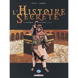 Histoire secrète (L') - L'Intégrale - Volumes 21 à 24
