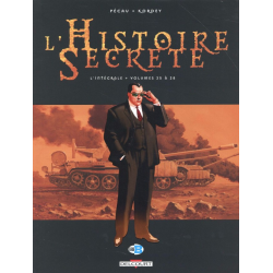 Histoire secrète (L') - L'Intégrale - Volumes 25 à 28