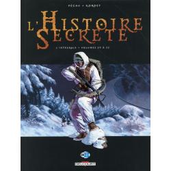 Histoire secrète (L') - L'Intégrale - Volumes 29 à 32