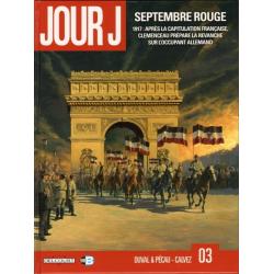 Jour J - Tome 3 - Septembre rouge