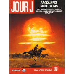 Jour J - Tome 9 - Apocalypse sur le Texas