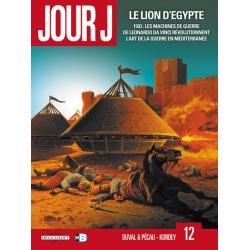 Jour J - Tome 12 - Le lion d'Égypte