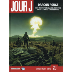 Jour J - Tome 20 - Dragon rouge