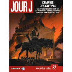 Jour J - Tome 22 - L'empire des steppes