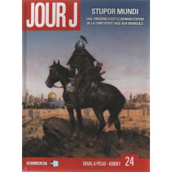 Jour J - Tome 24 - Stupor Mundi