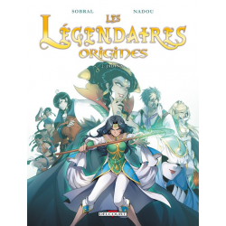 Légendaires - Origines (Les) - Tome 2 - Jadina