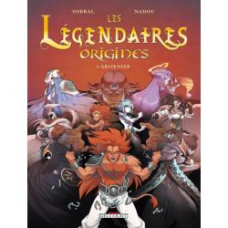 Légendaires - Origines (Les) - Tome 3 - Gryfenfer