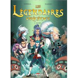 Légendaires - Origines (Les) - Tome 4 - Shimy