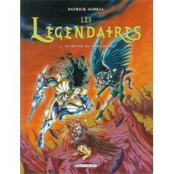 Légendaires (Les) - Tome 4 - Le réveil du Kréa-Kaos