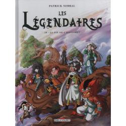 Légendaires (Les) - Tome 18 - La fin de l'histoire ?