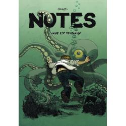 Notes - Tome 4 - Songe est mensonge