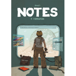 Notes - Tome 7 - Formicapunk
