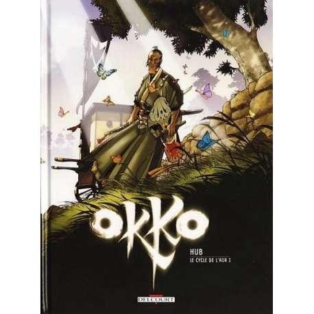 Okko - Tome 5 - Le cycle de l'air I