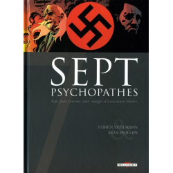 Sept - Tome 1 - Sept psychopathes