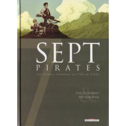Sept - Tome 3 - Sept pirates