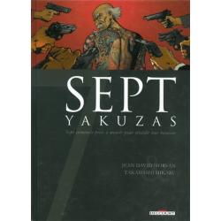 Sept - Tome 6 - Sept Yakuzas