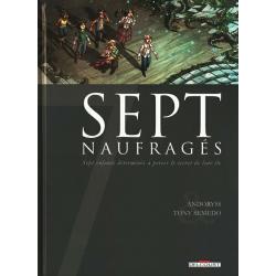 Sept - Tome 11 - Sept naufragés