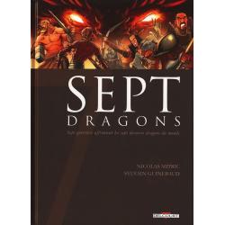 Sept - Tome 12 - Sept dragons