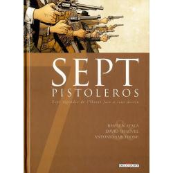 Sept - Tome 14 - Sept Pistoleros