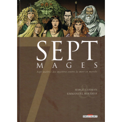 Sept - Tome 17 - Sept mages