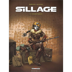 Sillage - Tome 3 - Engrenages