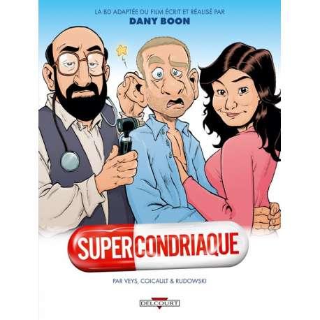 Supercondriaque - Tome 1 - Supercondriaque