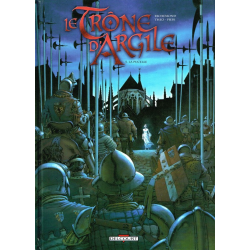 Trône d'Argile (Le) - Tome 5 - La pucelle