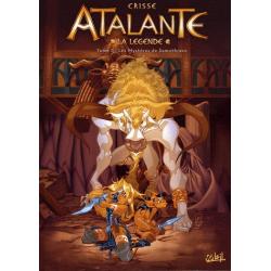Atalante - La Légende - Tome 3 - Les Mystères de Samothrace