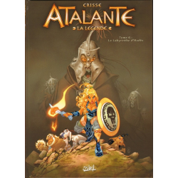 Atalante - La Légende - Tome 6 - Le Labyrinthe d'Hadès
