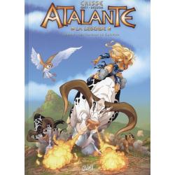 Atalante - La Légende - Tome 8 - Les Taureaux de Colchide