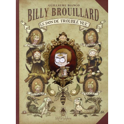 Billy Brouillard - Tome 1 - Le don de trouble vue