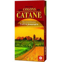 Catane : Extension 5 & 6 joueurs