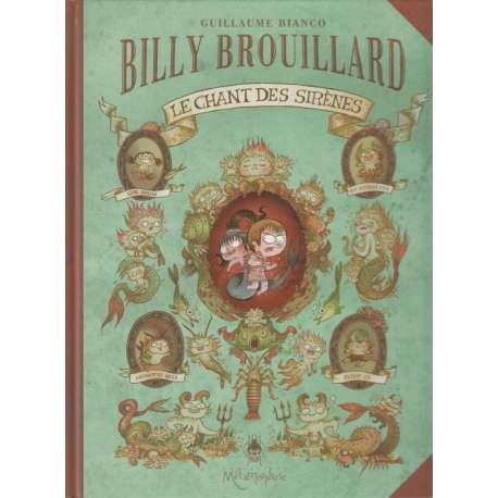 Billy Brouillard - Tome 3 - Le chant des sirènes