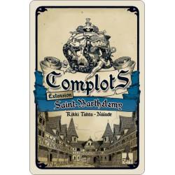 Complots - St Barthélemy