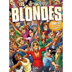 Blondes (Les) - Tome 22 - On est toutes blondes !