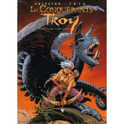 Conquérants de Troy (Les) - Tome 1 - Exil à Port-Fleuri