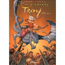 Conquérants de Troy (Les) - Tome 4 - Le Mont Rapace